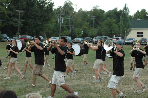 Band Camp, Th 2010, more