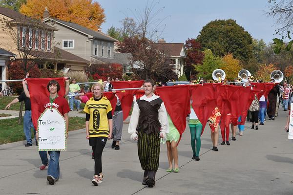Halloween Parade 2010 - Stoneridge