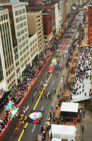 Thanksgiving Day Parade 2010