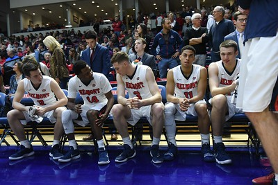 Belmont men beat Tennessee State University