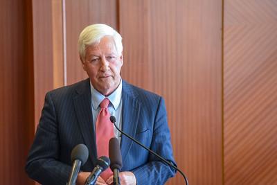 Rick Byrd announces his retirement