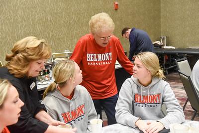 Belmont women OVC