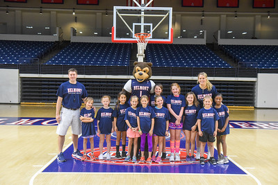Women Basketball Camp