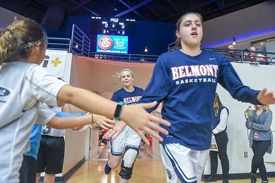 Belmont Women beat Tennessee State University