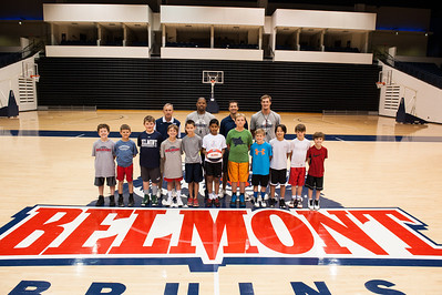 Boys Basketball Camp 2013