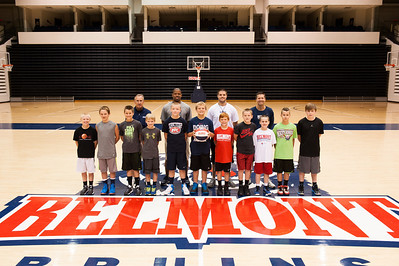 Boys Basketball Camp 6-18-2013