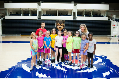 Girls Basketball Camp 2014