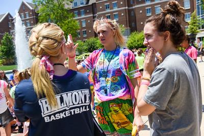 Women's basketball camp