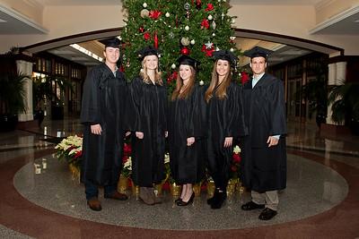 Graduating Athletes Fall 2014