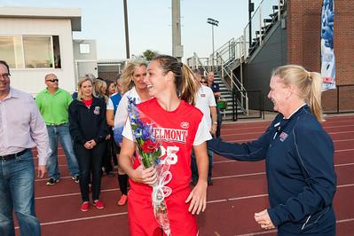 The Senior Soccer Day Ceremony 2014
