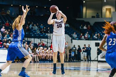 Women's Basketball Vs EIU (With Hero Images)