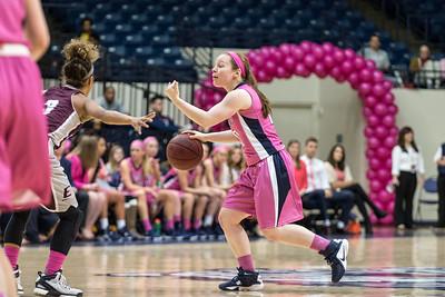Women's Basketball Vs EKU 2016