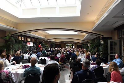 Basketball Tip Off Luncheon