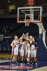 Belmont women vs UT Martin