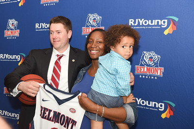 Belmont welcomes Bart Brooks
