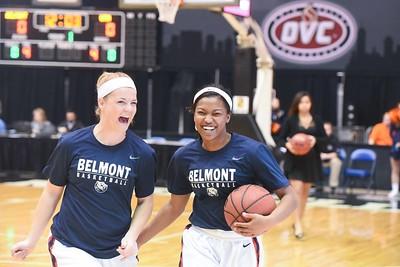 OVC Belmont Women vs. UT Martin