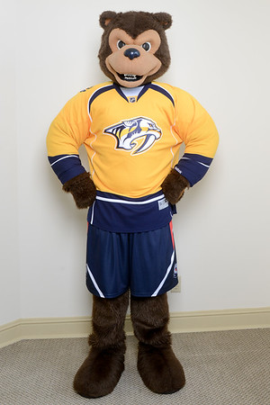 Bruiser excited about Preds