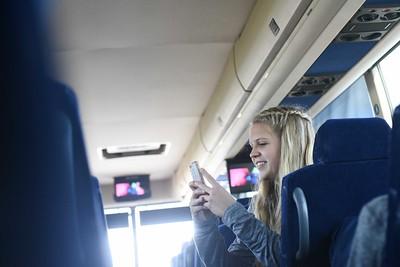 Women NCAA traveling