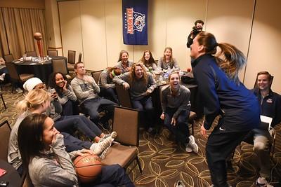 Women NCAA evening