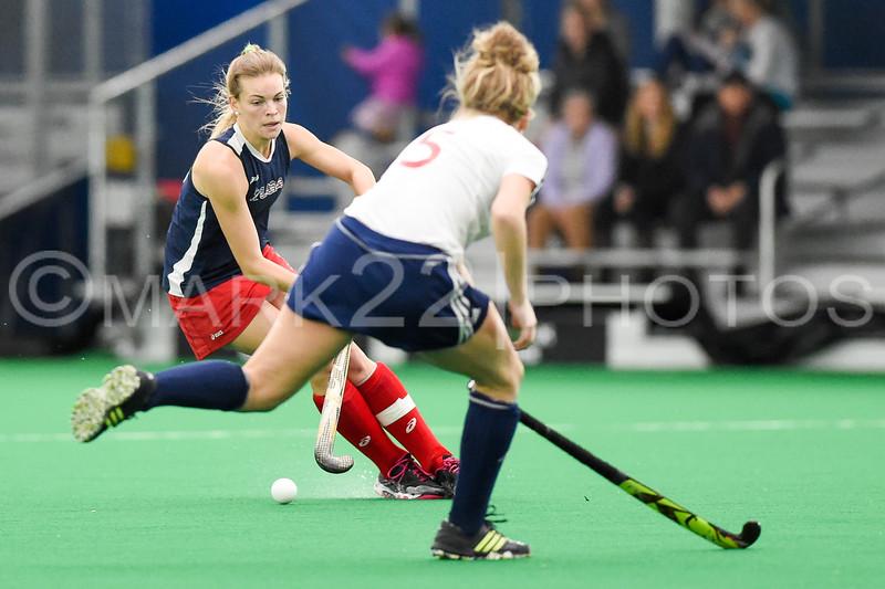 Game 5 U21 USA vs. Great Britain on January 12, 2016