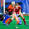 Game 3 U21 USA vs. Great Britain on January 9, 2016
