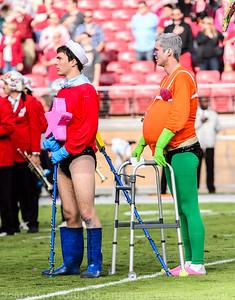 2014 COLLEGE FOOTBALL: STANFORD VS UTAH