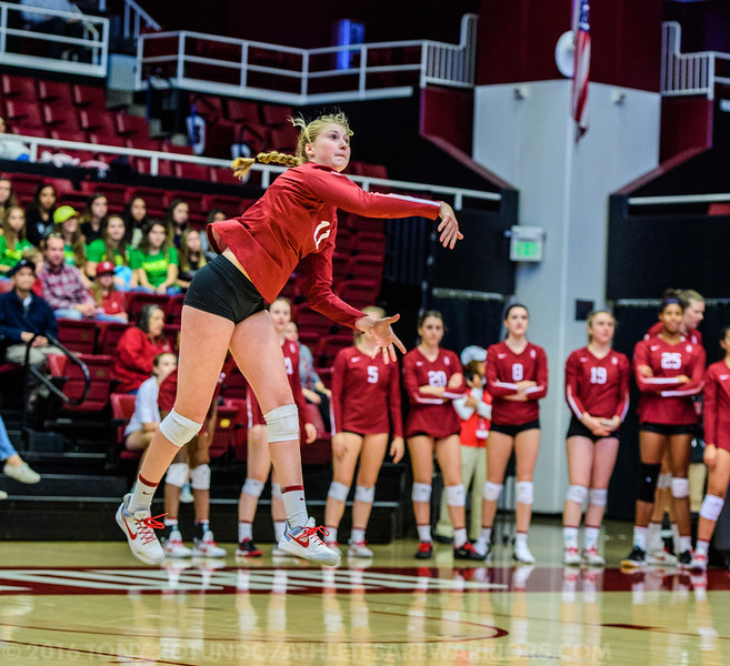 2017 CWV: STANFORD V OREGON