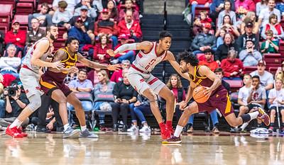2019 CMB: STANFORD VS ASU