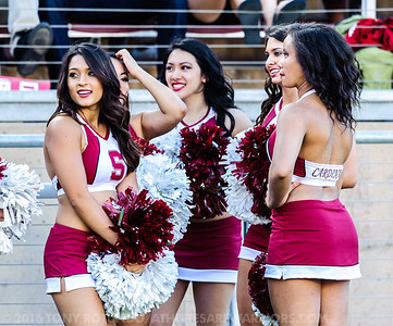 2014 SPORTS: STANFORD 34 VS WASHINGTON STATE 17