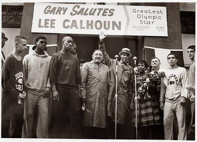 Lee Calhoun