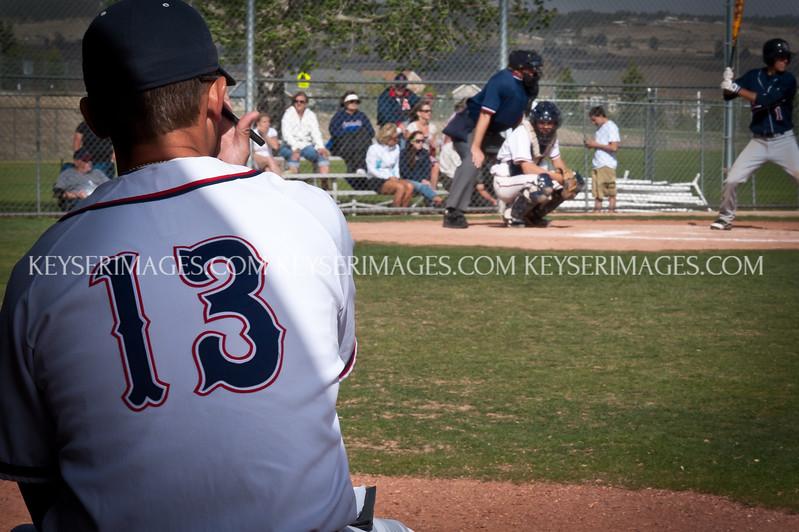 Chap Baseball vs Dakota Ridge-4195