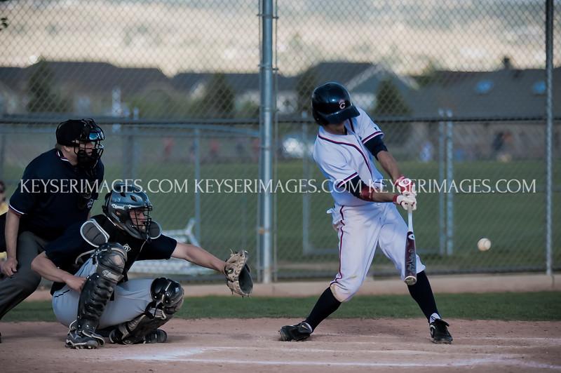 Chap Baseball vs Dakota Ridge-4346