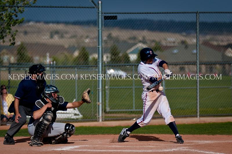 Chap Baseball vs Dakota Ridge-4303