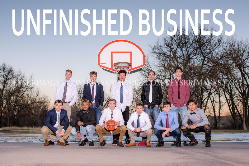 2018-2019 CHAPARRAL BOYS VARSITY BASKETBALL