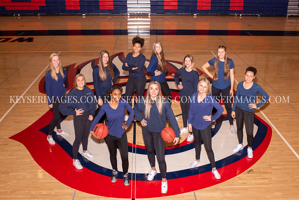 2019-2020 CHAPARRAL GIRLS VARSITY BASKETBALL