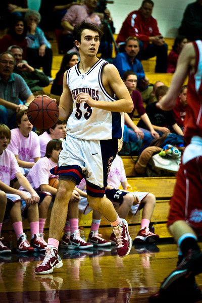 Chap Boys Basketball vs Regis-5037