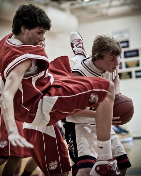Chap Boys Basketball vs Regis-5051