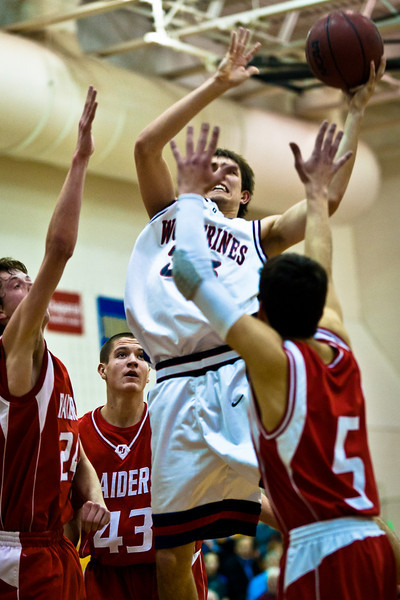 Chap Boys Basketball vs Regis-5028