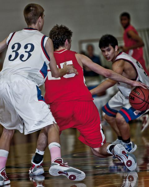Chap Boys Basketball vs Regis-5222