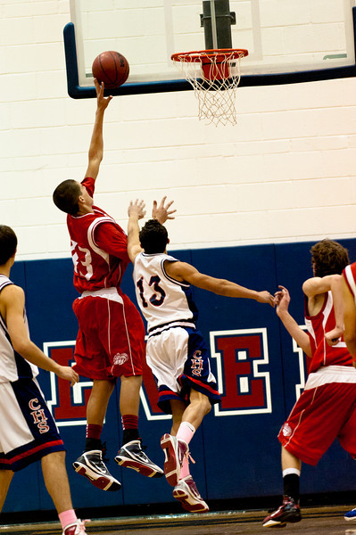 Chap Boys Basketball vs Regis-5027