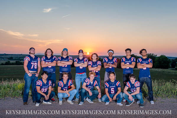 2018  CHAPARRAL FOOTBALL SENIORS