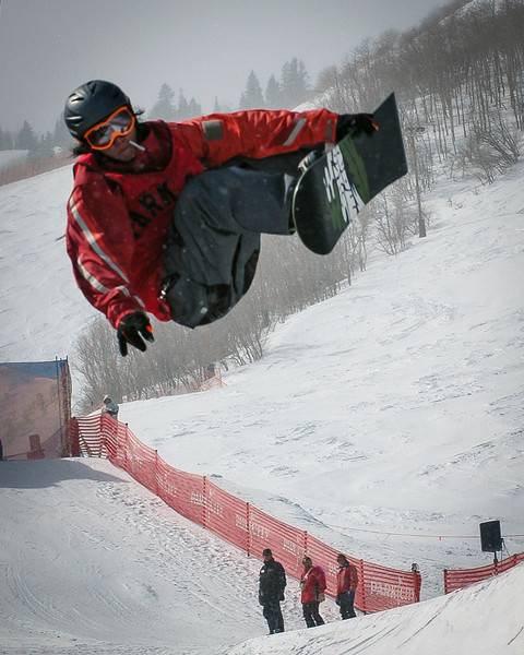 Super Pipe 7 Park City