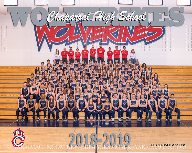 2019 CHAPARRAL TRACK & FIELD