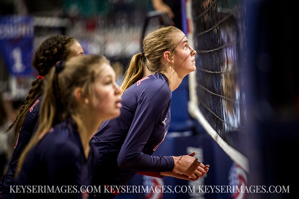 2018 Colorado HS Volleyball State Highlights