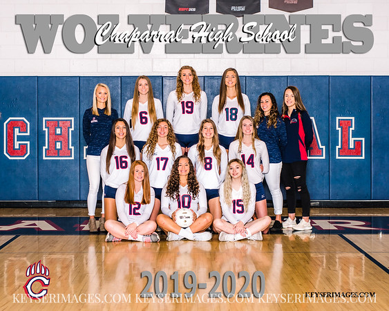 2019-2020 CHAPARRAL VOLLEYBALL