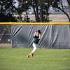 Center Field Catch.
