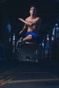 Athletic Commercial Photoshoot NYC