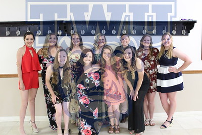 Athletic Banquet 2018