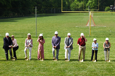 Athletic Complex Groundbreaking Ceremony