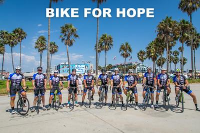 BIke for Hope.  ©VenicePaparazzi